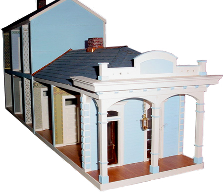 camelback shotgun house plans online